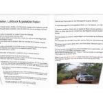 Namibia eBook Reiseführer Inhalt - 3