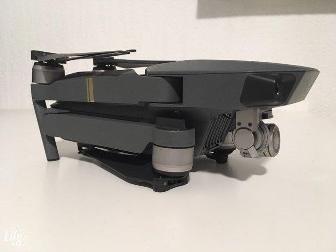 DJI Mavic Pro Weltreise Drohne