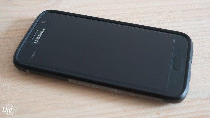 Weltreise Smartphone Samsung Galaxy S7