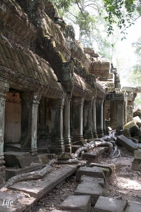Tomb Raider Tempel Angkor Wat
