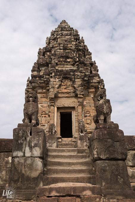 Tempel im Umland von Siem Reap