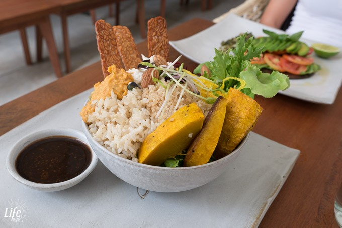 Veganes Essen Siem Reap Kambodscha