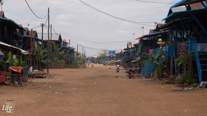 Kompong Phluk Dorf
