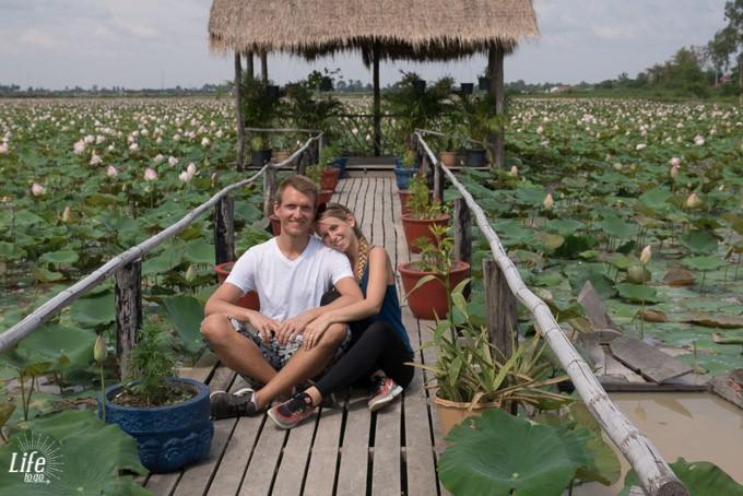 Lotus See Siem Reap