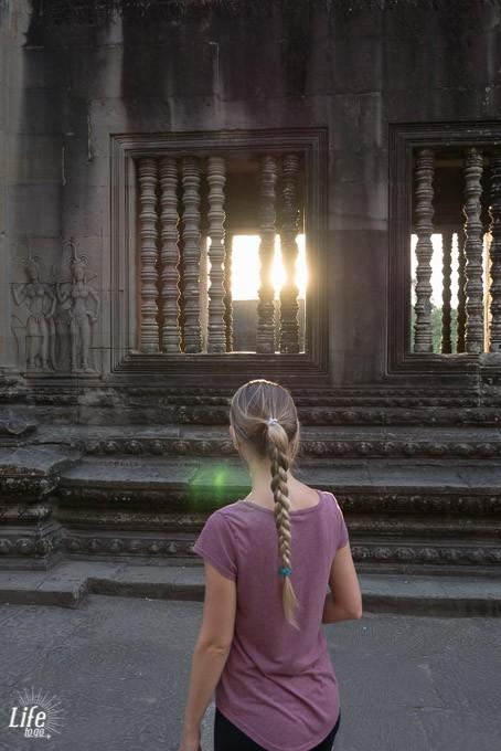 Angkor Wat auf unserer Kambodscha Reise