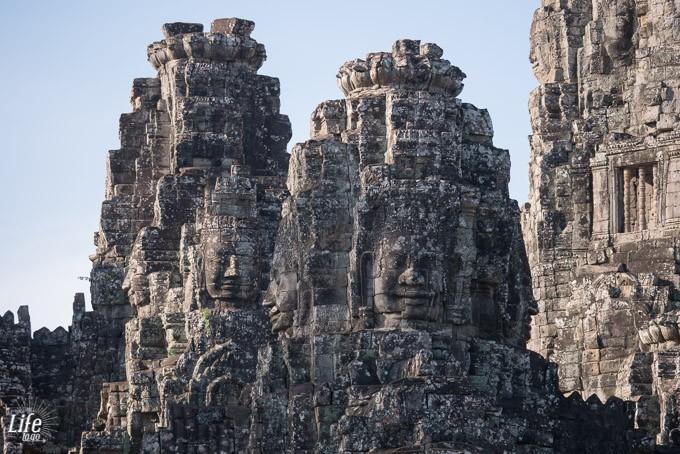 Bayon Tempel Angkor Wat