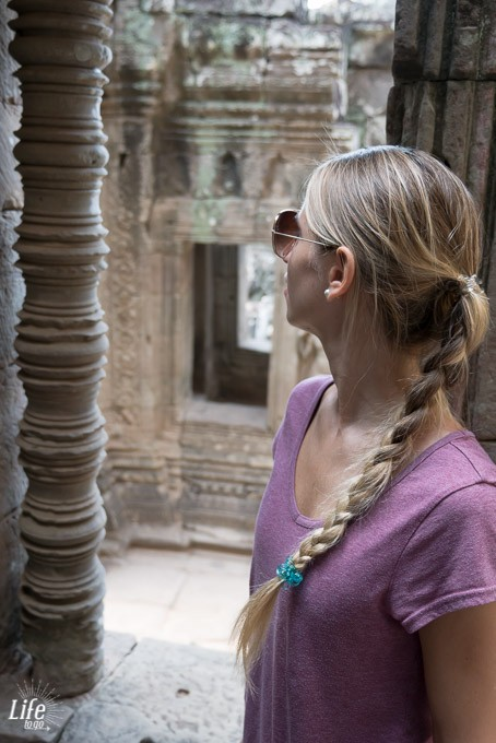 Instagram Bild Angkor Wat nahe Siem Reap