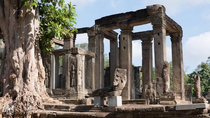 Tempel bei Siem Reap