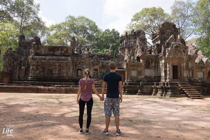 Life to go Angkor Wat