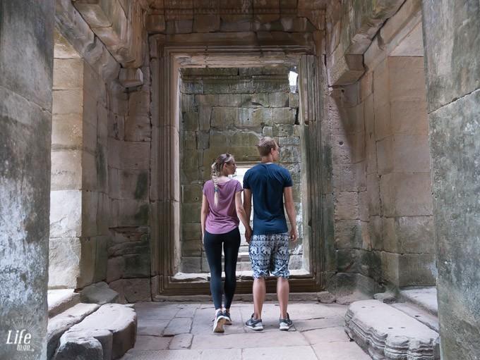 Reiseblogger Angkor Wat