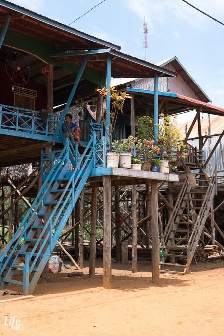 Kompong Phluk Haus