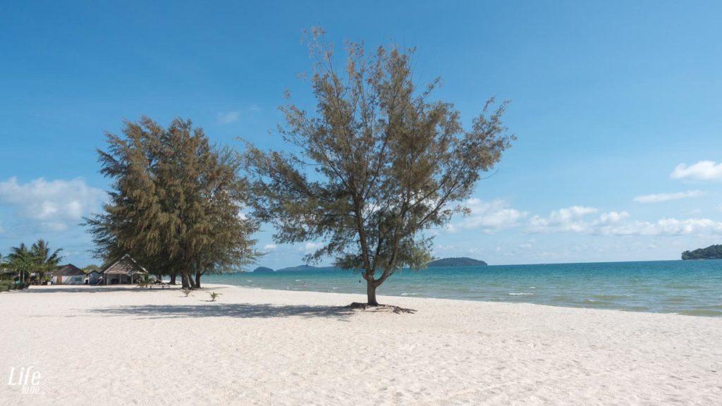 Otres Beach 1 Strand