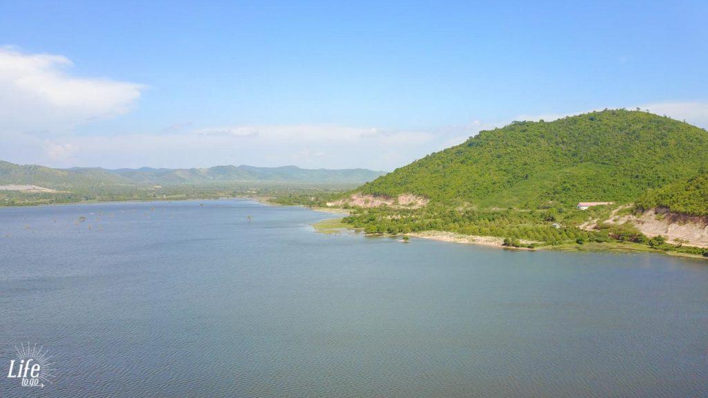 Brateak Krola Lake bei Kampot