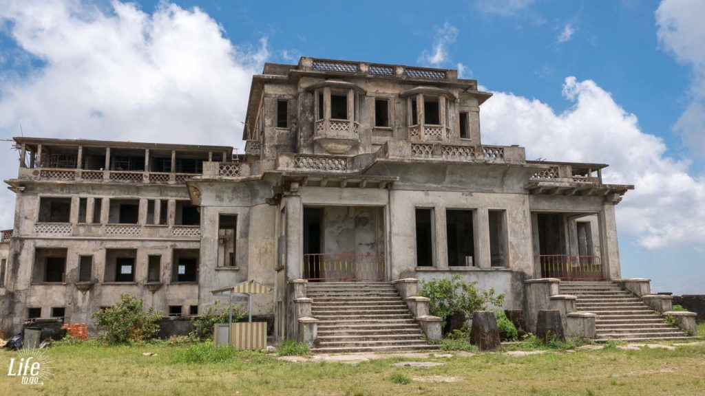 verlassenes Casino - Bokor Hill Station