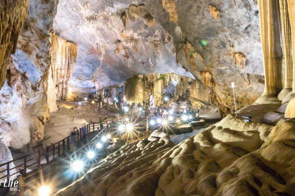 Paradise Cave Phong Nha - Vietnam Rundreise Tipp