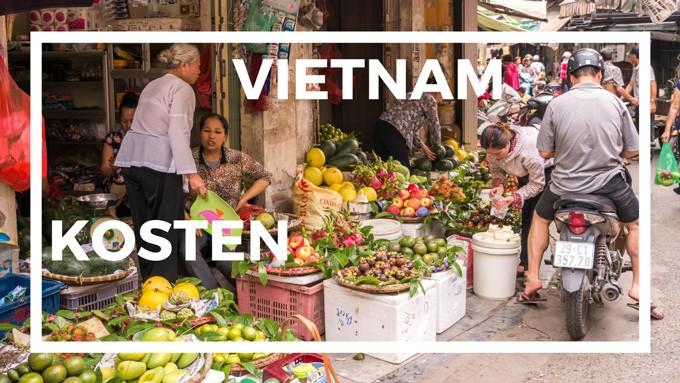 Vietnam Kosten und Ausgaben Bericht