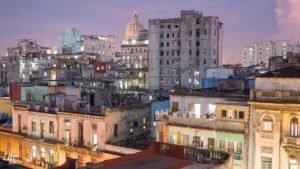 Casa Rolando Havanna - Aussicht bei Nacht