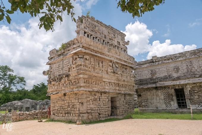 Chichen Itza Tempel Ruine