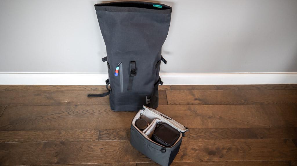 Kameraeinsatz Got Bag Rolltop