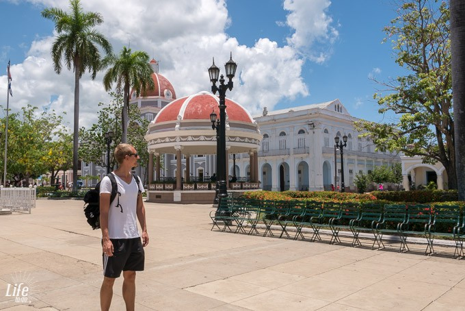 Historisches Zentrum Cienfuegos auf Kuba