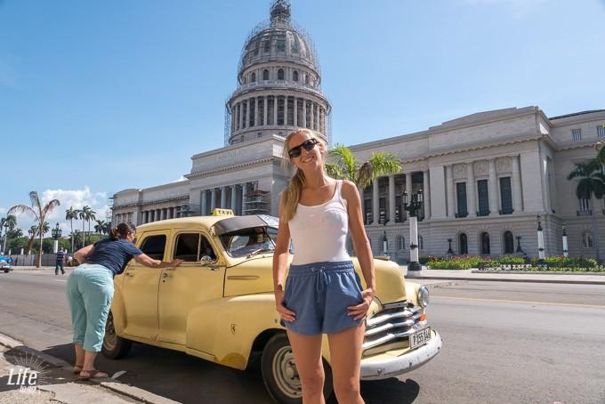 Kapitol von Havanna - Kuba