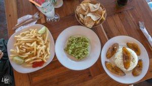 Mittagessen Mexiko