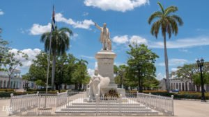 Plaza Jose Marti in Cienfuegos