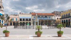 Plaza Vieja - der alte Platz von Havanna