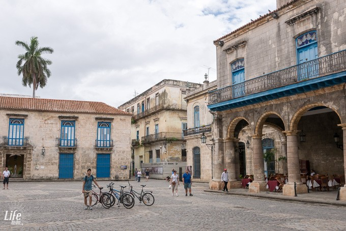 Plaza de la Catedral Havanna auf Kuba