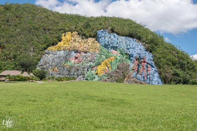 Prehistoric Wall Vinales