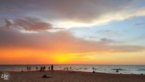 Sonnenuntergänge in Varadero