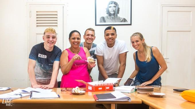 Spanisch lernen auf Kuba - Sprachcaffe Sprachschule Havanna