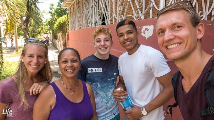 Spanisch lernen auf Kuba - unsere Schulklasse