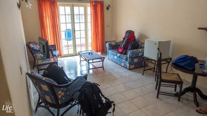 Spanisch lernen auf Kuba - unsere Unterbringung