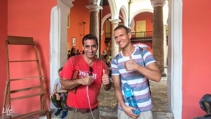 Sprachcaffe Ausflug Havanna