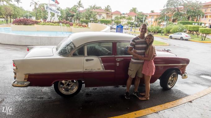 Sprachcaffe Oldtimer Tour Havanna mit Stadtführung