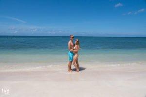 Trinidad Strand auf Kuba