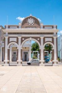 Triumphbogen in Cienfuegos Kuba