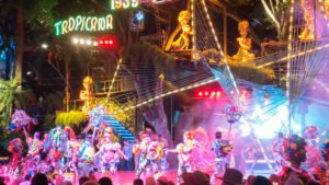 Tropicana Show Havanna Kuba