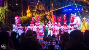 Tropicana Show auf Kuba