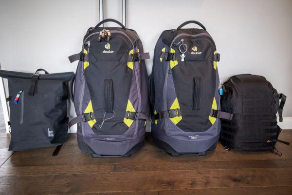 Rucksäcke Weltreise Packliste Life to go