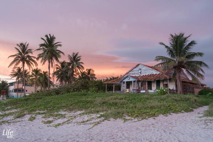 Unvergesslicher Sonnenuntergang in Varadero auf Kuba