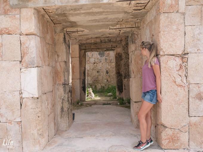 Umal Ruinen Yucatan Mexiko