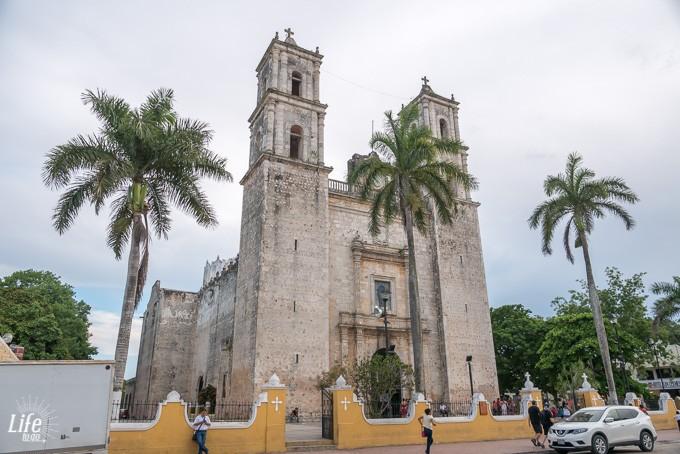 Valladolid Mexiko Yucatan Rundreise