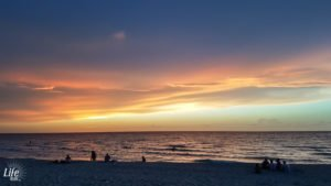 Varadero Sonnenuntergang auf Kuba