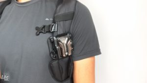 Spider Light Backpacker Kit Holster
