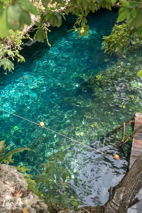 Gran Cenote Tulum Mexiko
