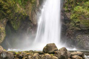 Aquiares Wasserfall Costa Rica
