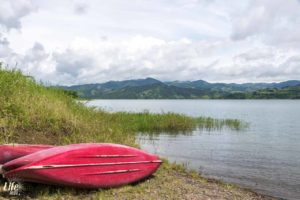 Arenal Stausee Costa Rica