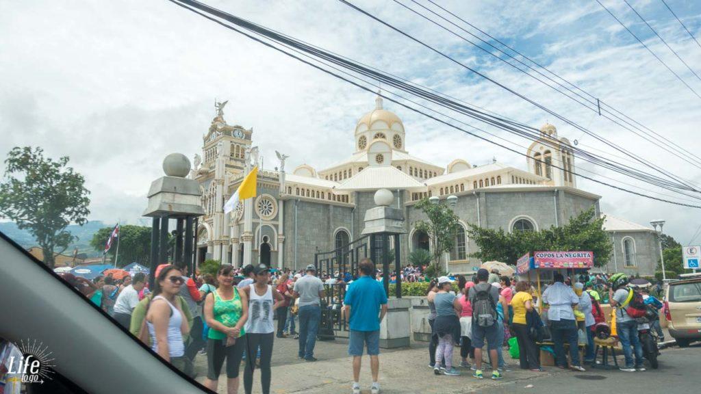 Wallfahrtskirche Cartago Costa Rica